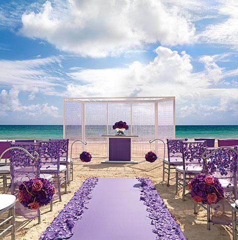 lavender luxe wedding mexico