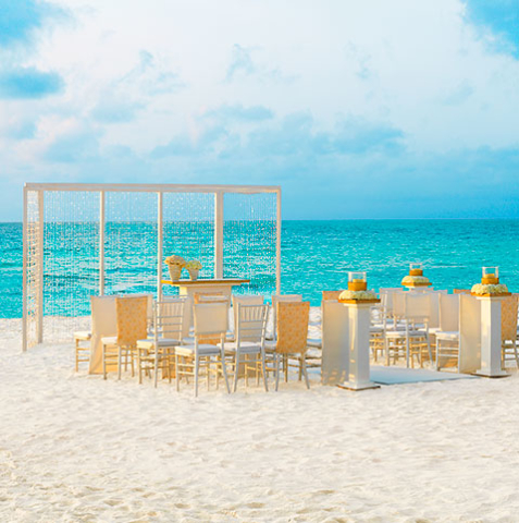pearl shimmer wedding mexico