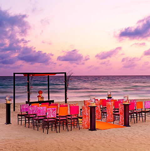 sultry sunset wedding jamaica
