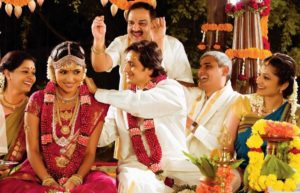 Indian wedding, traditional wedding, bride and groom, getting married, wedding ceremony