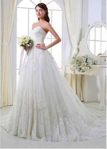 Wedding dress, hall, chapel, bride, bridal gown, wedding gown, bridal dress